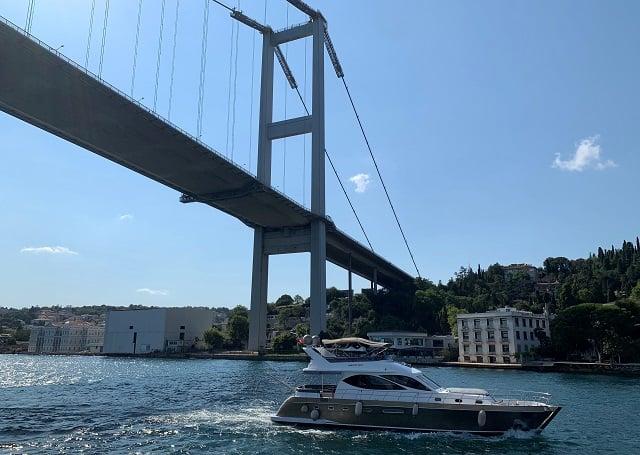 ボスポラス第一大橋