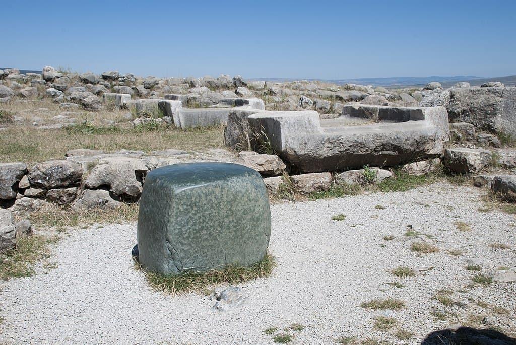 ハットゥシャ 願いの石 グリーンストーン