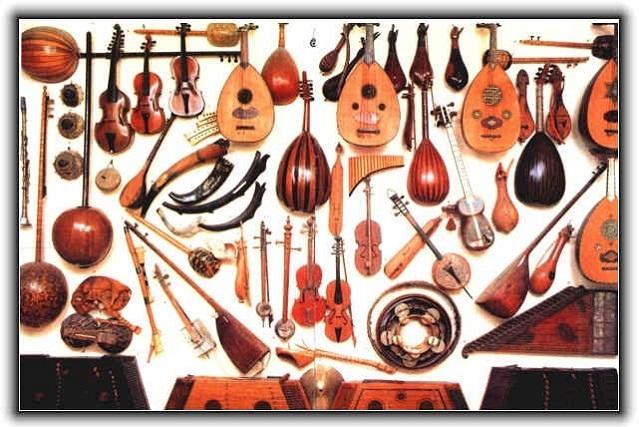 トルコの楽器