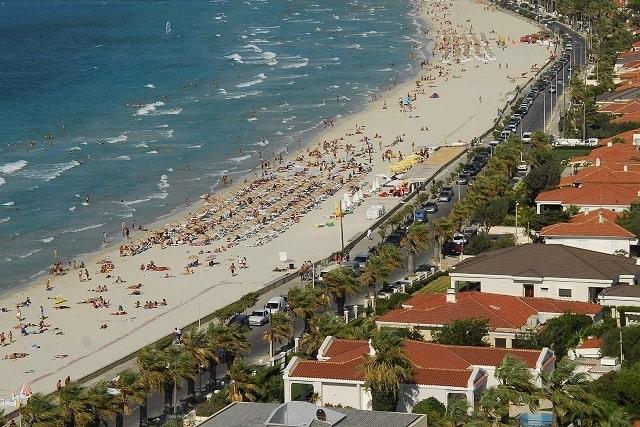トルコの人気リゾート・チェシュメ観光