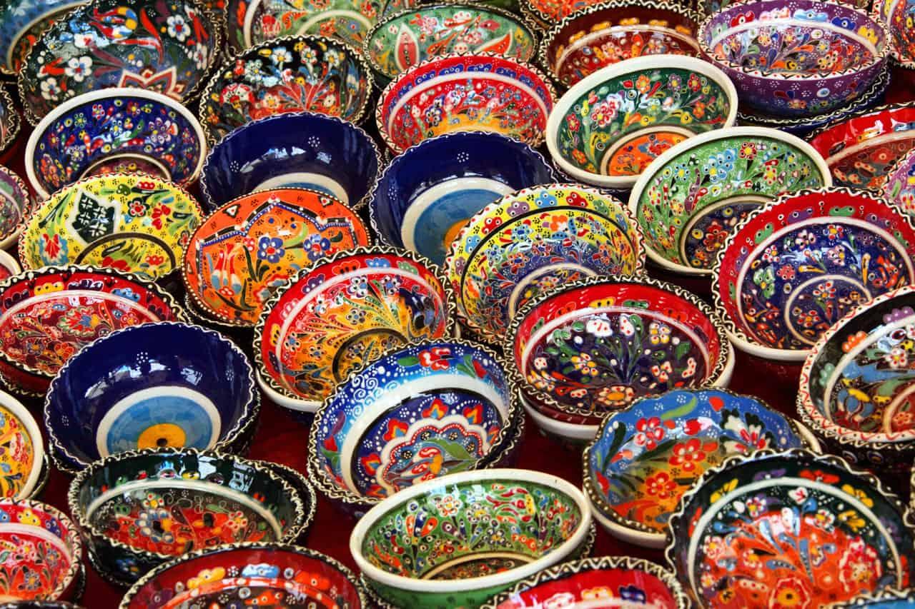 トルコ 陶器