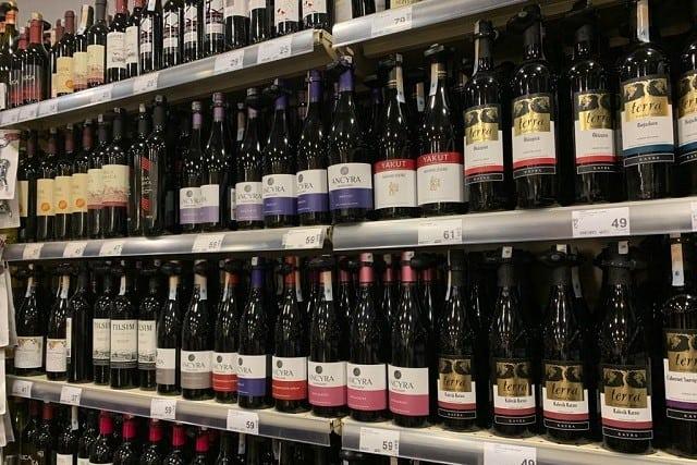 トルコワイン