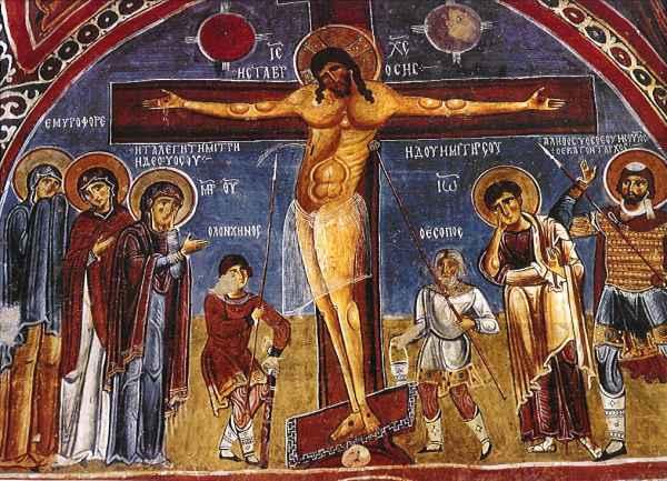 カランルク教会 世界遺産カッパドキア