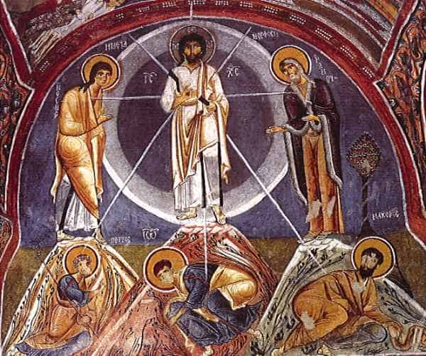 ギョレメの岩窟教会