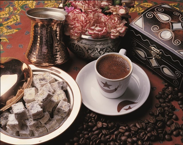 サフランボルのロクム(トルコのゼリー菓子)