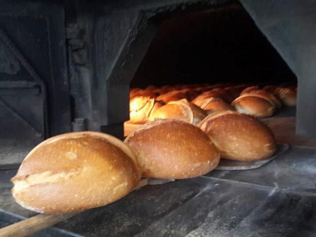 窯焼きのパン