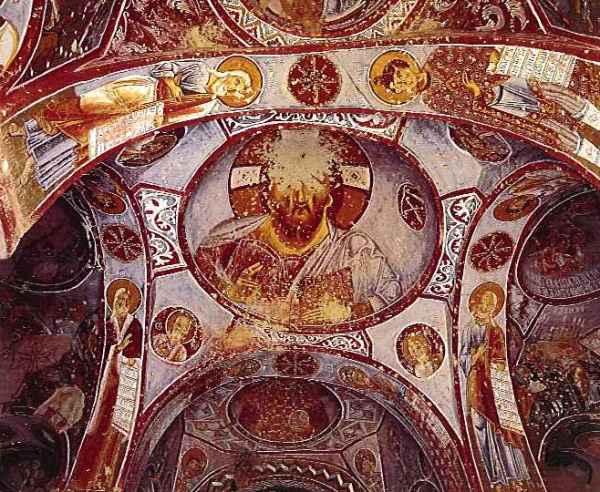 エルマル・キリセ(リンゴの教会)