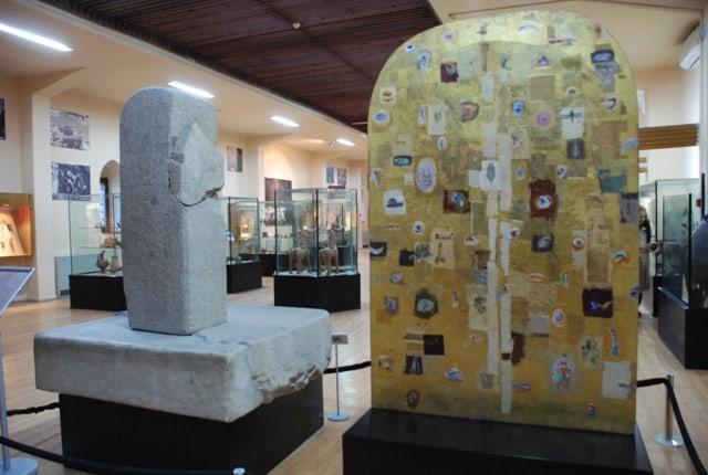 アナトリア文明博物館【アンカラ】