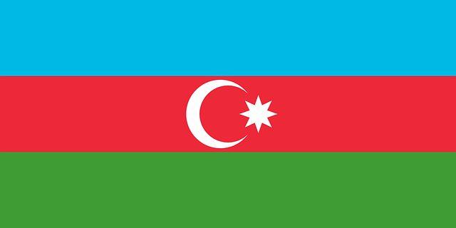 アゼルバイジャン 国旗