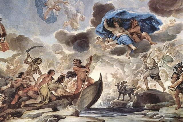 【吟遊詩人ホメロス】「イーリアス」と「オデュッセイア」の生みの親 (土:Homeros、英:Homer)