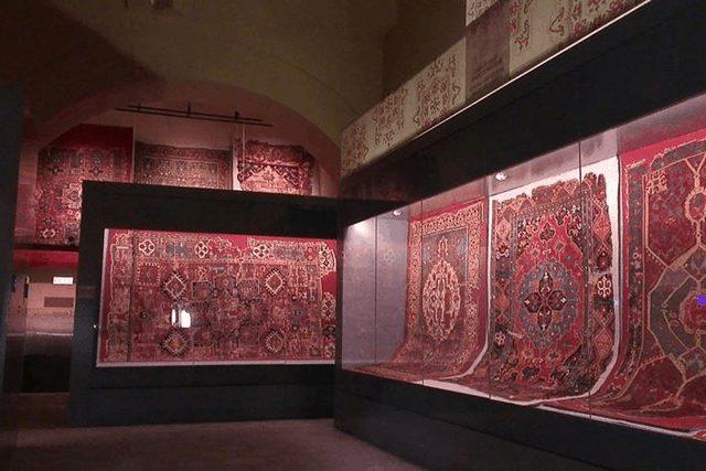 絨毯・キリム博物館