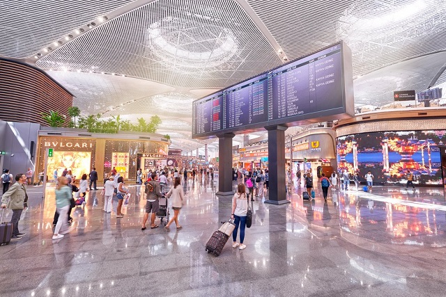 イスタンブール空港全解説!乗り継ぎ・Wi-Fi・ホテル・免税店・お土産・ラウンジなど