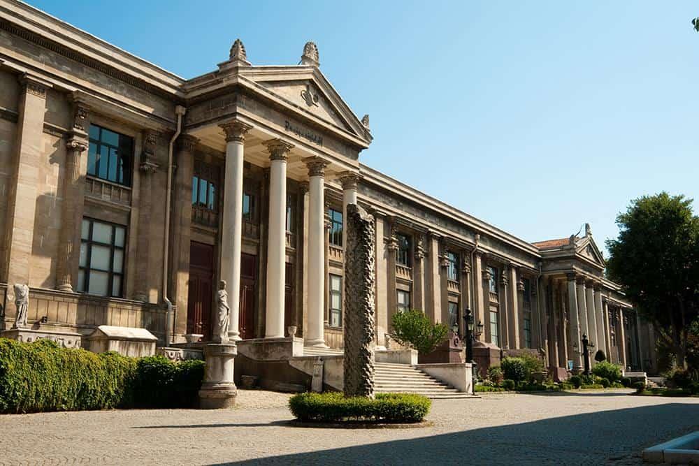 イスタンブール 考古学博物館