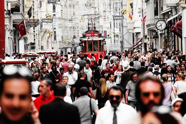 トルコ 人口