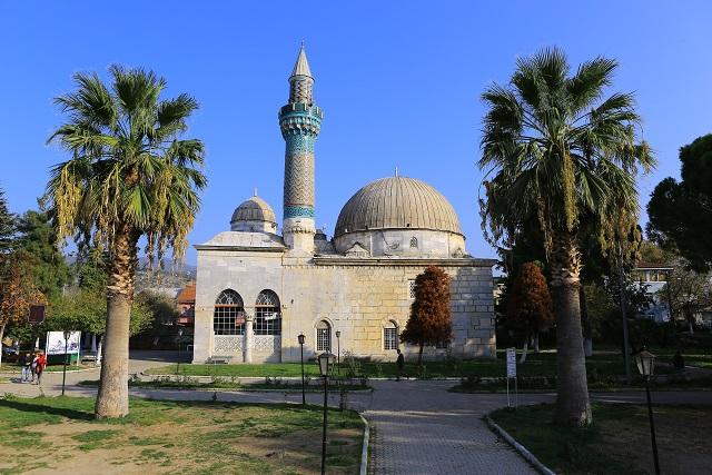 緑のモスク