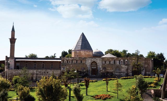 アラエッディン モスク