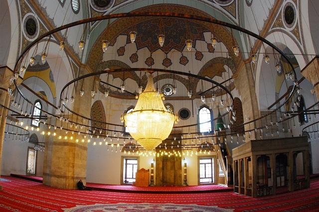 セリミイェ モスク