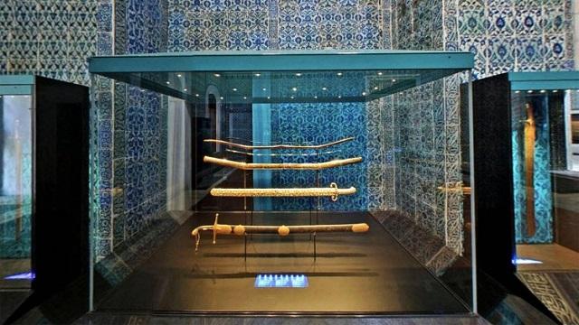 ムハンマドの聖遺物