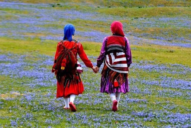 トルコの民族衣装