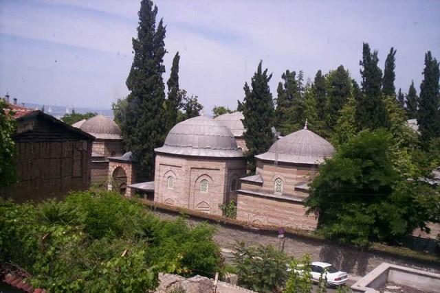 ムラト2世のモスク