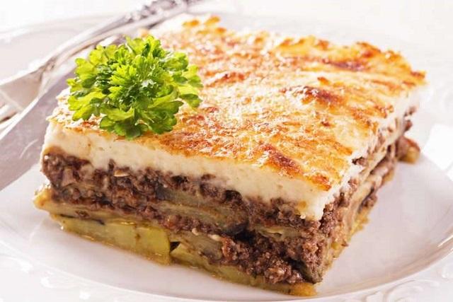 ムサカの絶品簡単レシピ!トルコやギリシャの定番のナス料理