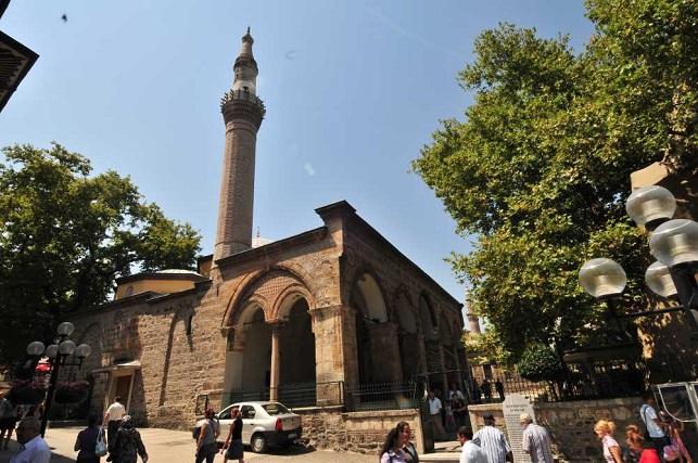 スルタン・オルハンのモスク