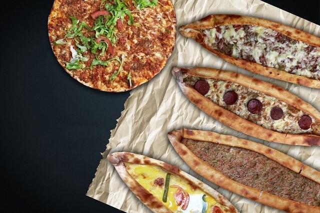 トルコ風ピザ「ピデ(Pide)」:エトリ・エキメッキ、ラフマジュンなど