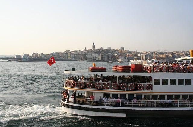 イスタンブール海峡クルーズ