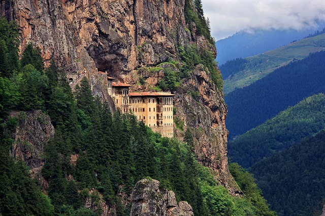 スメラ修道院