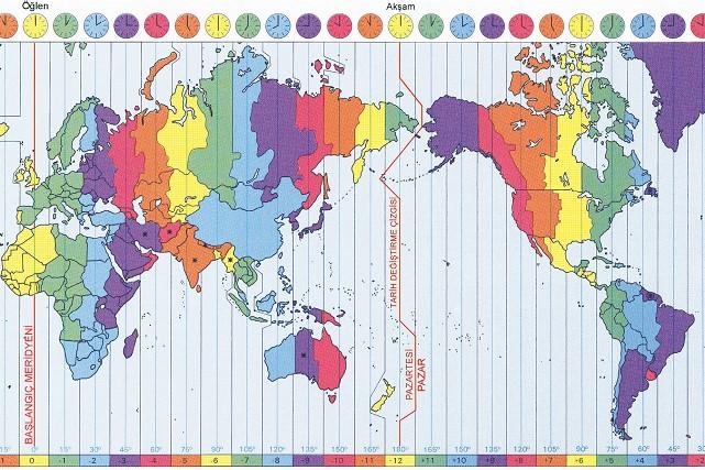 トルコ時間(TRT)の日本との時差や飛行時間|サマータイムはある?