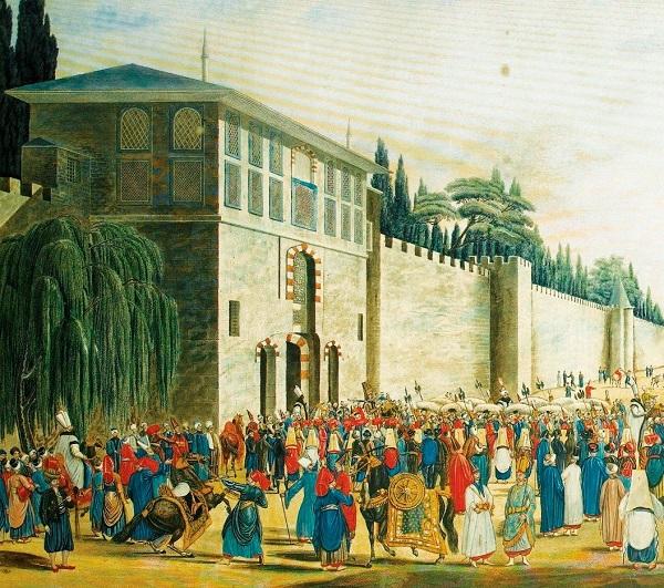 オスマン帝国イメージ