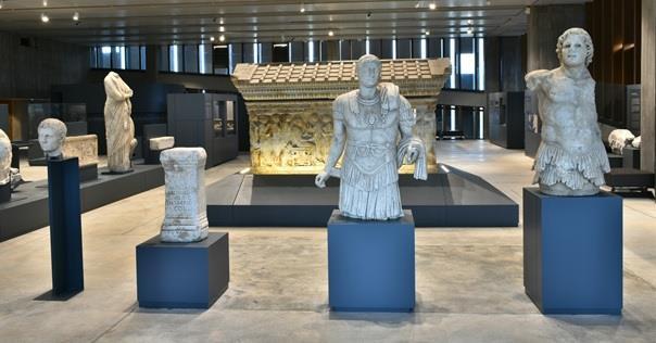 トロイ博物館