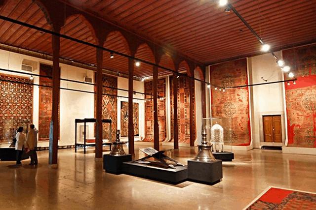 トルコ・イスラム美術博物館