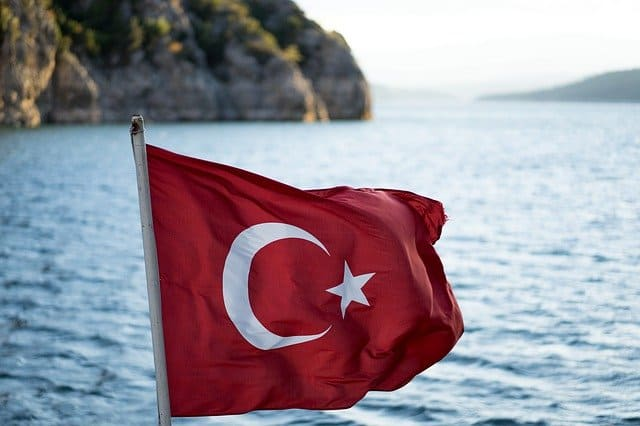トルコ 国旗