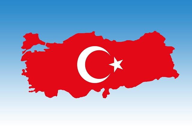 トルコの国旗