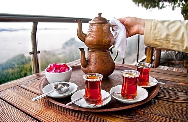 トルコ 紅茶 チャイ