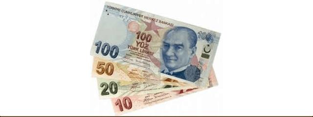 <b>トルコのお金</b>・通貨・為替レート・両替・クレジットカード