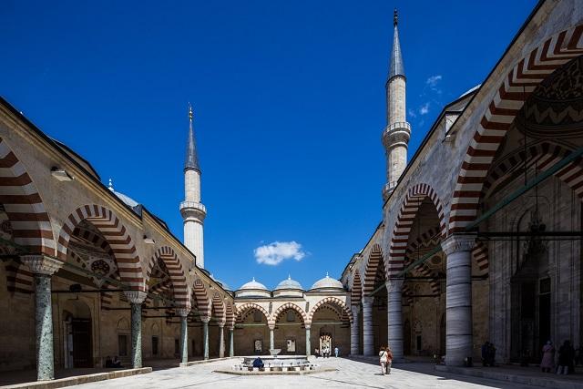 ウチュ・シュレフェリ・モスク