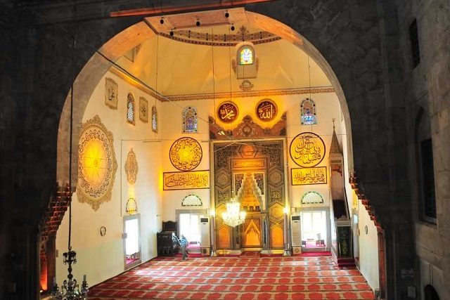 ベヤズィトのモスク