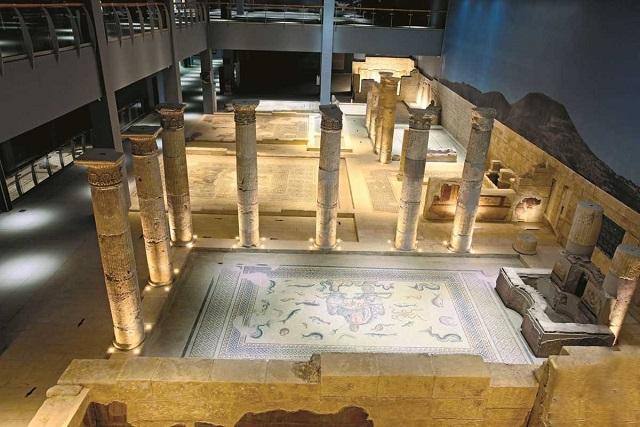 ゼウグマ・モザイク博物館